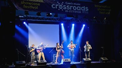 Czech Music Crossroads: free admission with a ticket to Colours