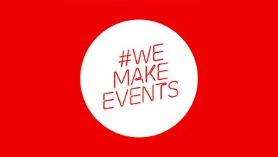 We are joining #WeMakeEvents for Global Action Day