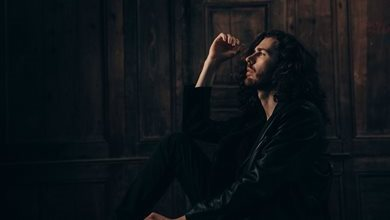Hozier in Prague for the very first time!