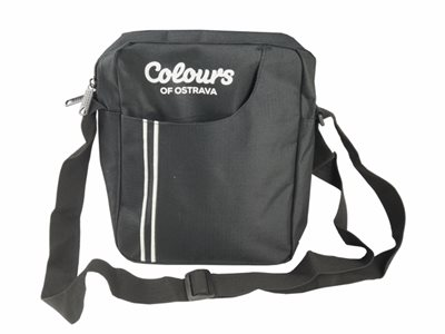 Sling bag Colours, black image