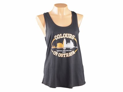 Women's tank top Colours coat of arms image